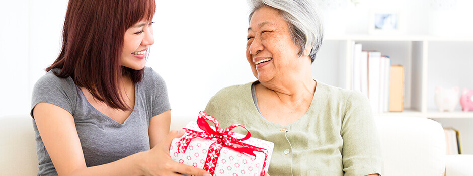 Gift Giving Guide for Caregivers and Care Recipients