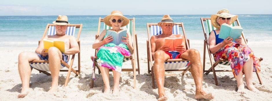 How to Vacation with an Older Adult