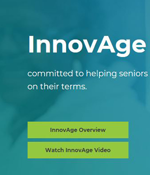 New InnovAge Website Landing Page